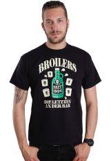 Broilers - Die Letzten An Der Bar - T-Shirt