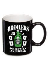 Broilers - Die Letzten An Der Bar - Tasse
