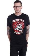 Broilers - Meine Familie - T-Shirt