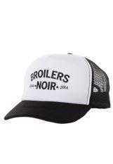 Broilers - Noir Black/White - Cap