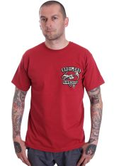 Broilers - Wrecking Red inklusive Rückendruck - T-Shirt