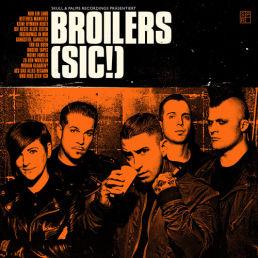 Broilers -  (sic!) - CD