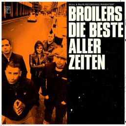 """Broilers - Die Beste Aller Zeiten 7"""" - Vinyl"""