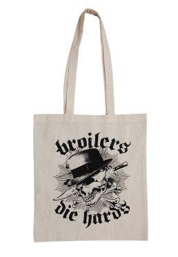 Broilers - Die Hards White - Tote Bag