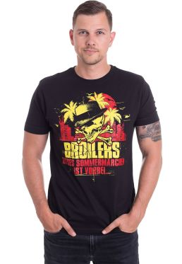 Broilers - Sommertour 2018 - T-Shirt