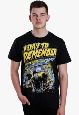 A Day To Remember - They Came From The Garage - T-Shirt