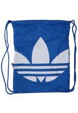 Adidas - Gymsack Trefoil Bluebird/White Drawstring - Backpack