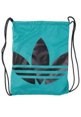 Adidas - Gymsack Trefoil Equipment Green/Black Drawstring - Backpack