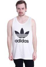 Adidas - Trefoil White - Tank