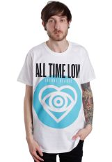 All Time Low - Future Hearts White - T-Shirt