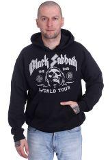 Black Sabbath - The End Grim Reaper - Hoodie