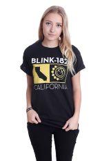 Blink 182 - Cali State - T-Shirt
