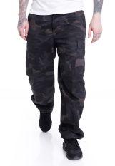 Brandit - US Ranger Darkcamo - Pants