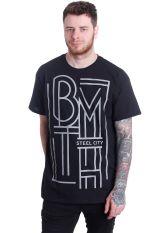 Bring Me The Horizon - Art Deco - T-Shirt