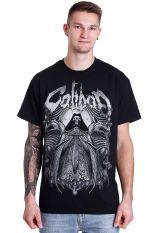 Caliban - Swordsman - T-Shirt