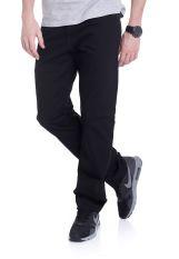 Carhartt WIP - Davies Alabama Black Rinsed - Jeans