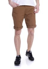 Carhartt WIP - Davies Questa Twill Hamilton Brown - Shorts