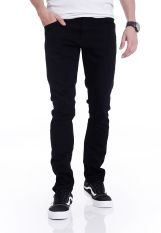 Carhartt WIP - Rebel Towner Black Rinsed - Jeans