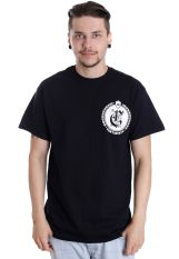 Continents - Crypt Girl - T-Shirt