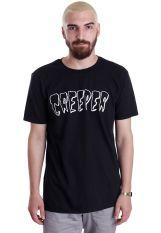 Creeper - Dead Card - T-Shirt