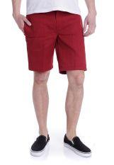 "Dickies - 11"" Slim Straight Work Aged Brick - Shorts"
