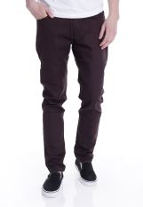 Dickies - Slim Skinny 810 Dark Brown - Pants