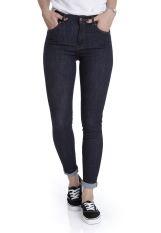 Dr. Denim - Lexy Organic Dank Raw Denim - Jeans
