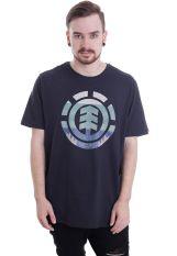 Element - Blanket Eclipse Navy - T-Shirt