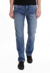 Element - Continental Medium Stone Wash - Jeans