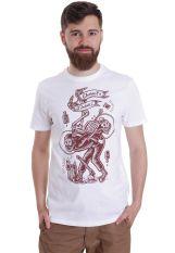 Element - Dead Wait Optic White - T-Shirt
