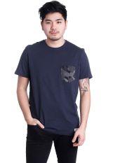 Element - Volson Crew Eclipse Navy - T-Shirt