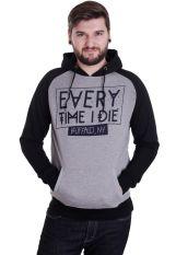 Every Time I Die - Crush Your Allies Sportsgrey/Black - Hoodie