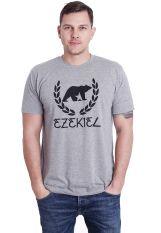 Ezekiel - Crown Heather Grey - T-Shirt