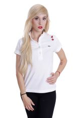 Fred Perry - Amy Fred Perry White - Polo