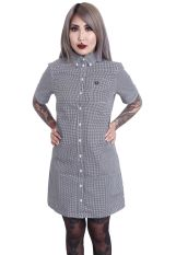 Fred Perry - Classic Gingham Shirt - Dress