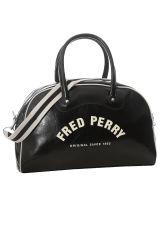 Fred Perry - Classic Grip Black/Ecru - Bag
