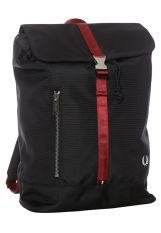 Fred Perry - Contrast Webbing Navy - Backpack