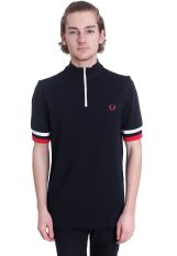 Fred Perry - Cycling Navy - T-Shirt