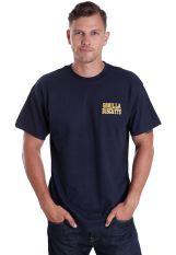 Gorilla Biscuits - Hold Your Ground Pocket Navy - T-Shirt