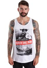 Heaven Shall Burn - Support Your Troops Benefiz White - Tank
