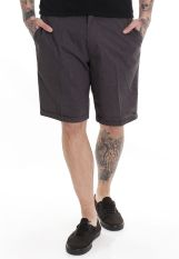 Iriedaily - Golfer Chambray Anthracite Melange - Shorts