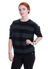 Iriedaily - Joss Stripe Dark Forest - Pullover