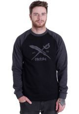 Iriedaily - Rugged Flag Black Anthracite - Sweater