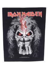 Iron Maiden - Eddie Finger - Backpatch
