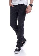 Levi's - Line 8 Slim Straight Black Stonewash - Jeans
