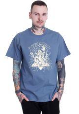 Mizery - Absolute Light Indigo Blue - T-Shirt