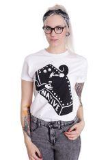 Native Brand - Knock On Wood White - T-Shirt