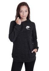 Nike - New Gym Vintage Hoodie Black/Sail - Hoodie