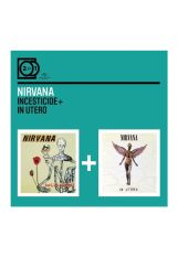 Nirvana - 2 For 1: Incesticide / In Utero - 2 CD