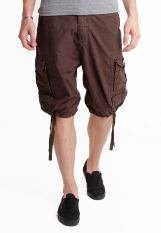 REELL - Cargo Ripstop Chocolate Brown - Shorts